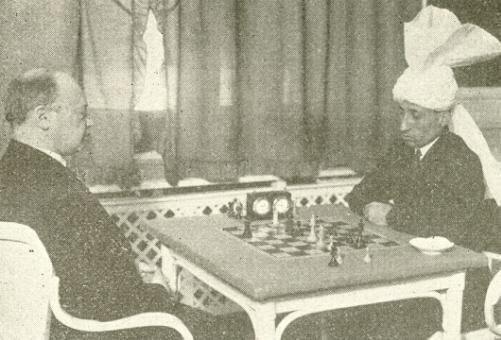 tartakower sultan khan