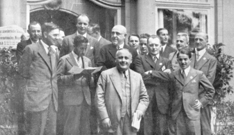 berne 1932