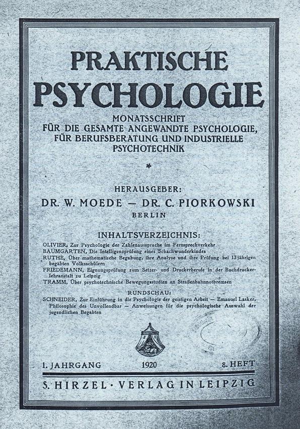 angewandte psychologie oder psychologie