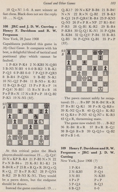Chess Notes by Edward Winter