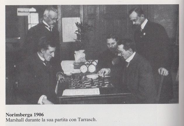tarrasch marshall
