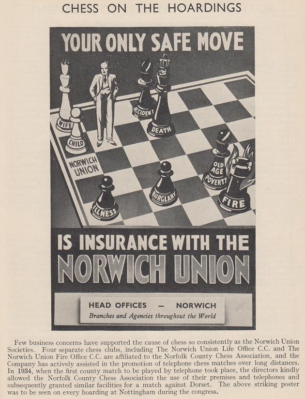 norwich union chess