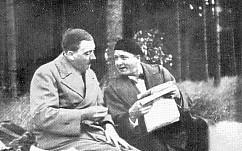 Hitler and Lüdecke