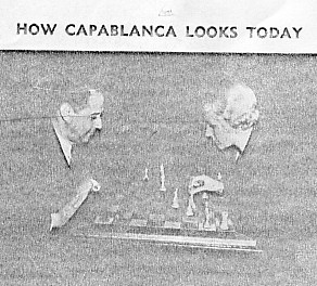 Capablanca and Barton