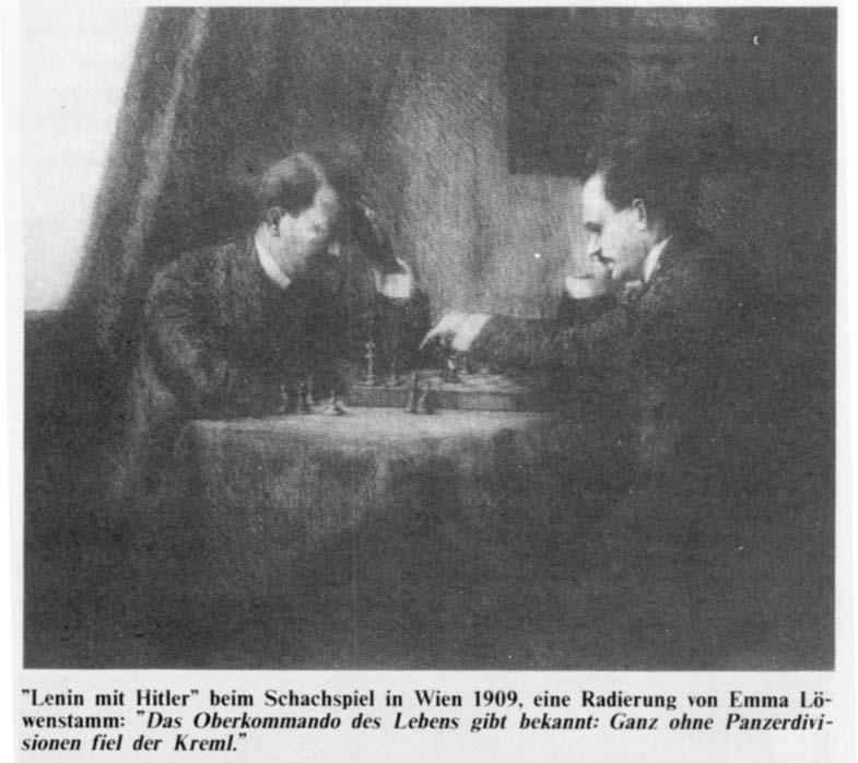 did hitler and einstein meet