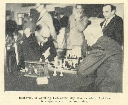 Nottingham 1936 chess tournament