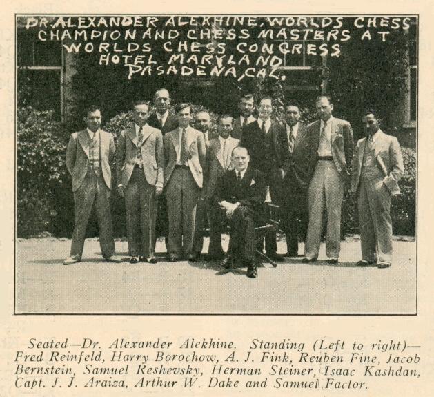 pasadena 1932