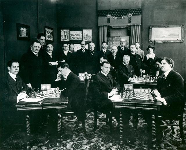 طولانی ترین ترکیب های شطرنج