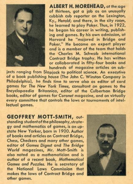 morehead mott-smith
