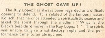 kolisch ghost