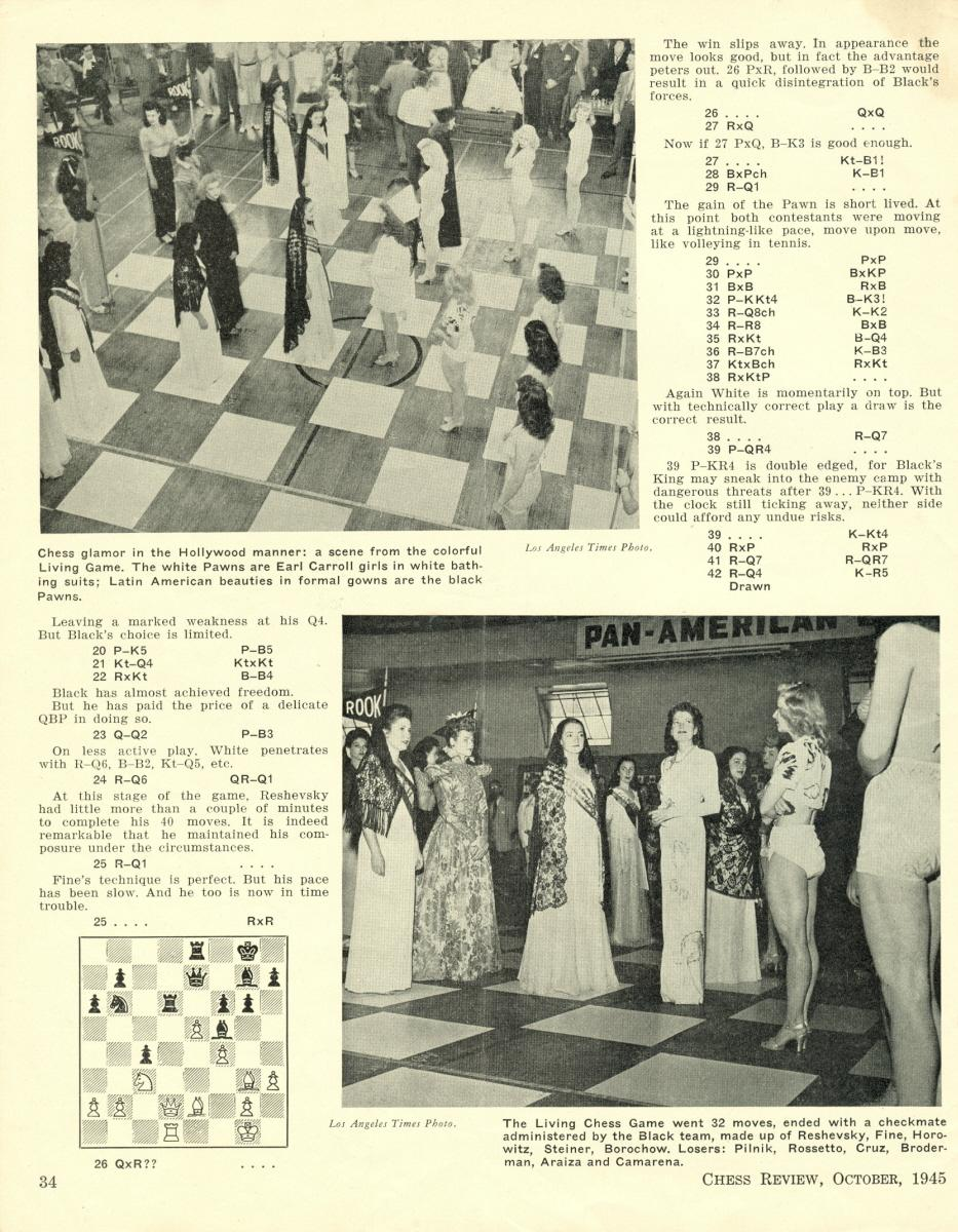 Chess Notes By Edward Winter 1979 Checkmate Wiring Diagram Page 34 Living Earl Carroll Girls