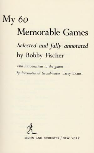 my 60 memorable games algebraic notation pdf