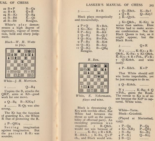 Laskers Manual Of Chess Pdf