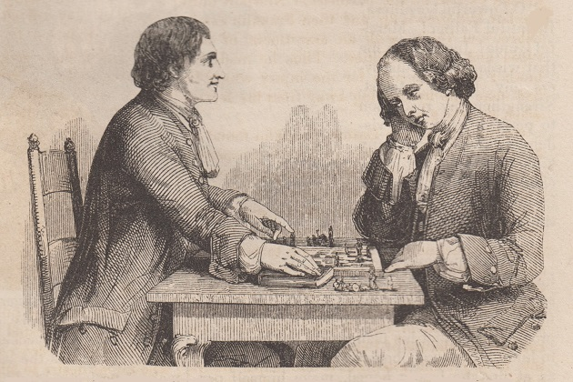 benjamin franklin essay chess Did you know that benjamin franklin, one of the founding fathers of the united states, was the author of the first piece of writing on chess published in that country.